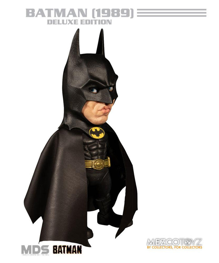 "BATMAN DESIGNER SERIES MDS BATMAN 1989 FIGURE ""PRE ORDER FEB/MAR 2020"""