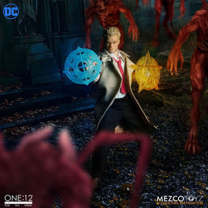 "ONE:12 COLLECTIVE DC COMICS CONSTANTINE DELUXE 1/12 6"" ACTION FIGURE ""PRE-ORDER OCT 2021 APPROX"""
