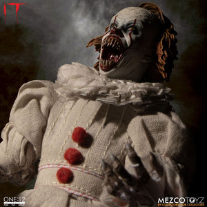ONE:12 COLLECTIVE IT 2017 PENNYWISE ACTION FIGURE