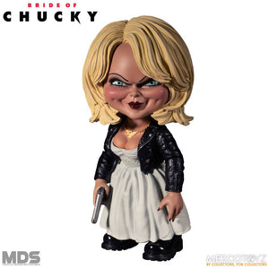 "BRIDE OF CHUCKY DESIGNER SERIES TIFFANY ACTION FIGURE ""PRE ORDER Q1 2020"""