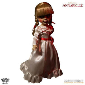 "LIVING DEAD DOLLS PRESENTS ANNABELLE (ANNABELLE CREATION) DOLL ""PRE-ORDER MAR/APR 2021 APPROX"""