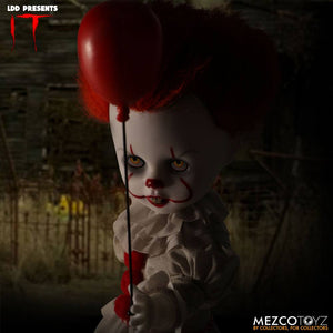 LIVING DEAD DOLLS PRESENTS IT 2017 PENNYWISE