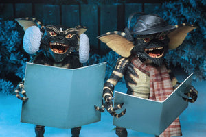 GREMLINS CHRISTMAS CAROL WINTER SCENE 2 PACK ACTION FIGURES SET 2