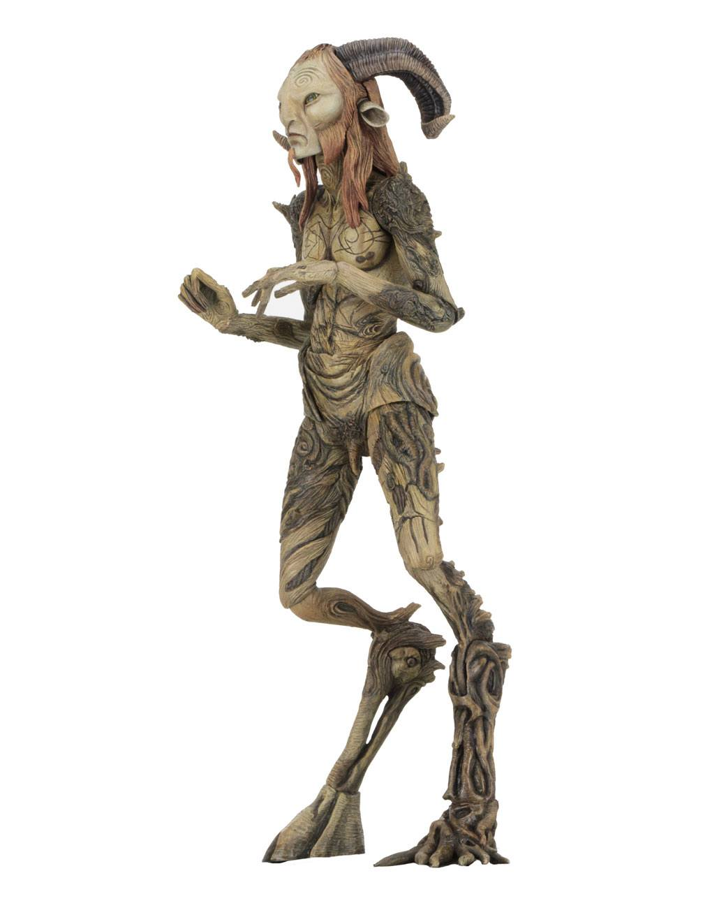 """Guillermo Del Toro Signature Collection Pan/'s Labyrinth Faun 7/"""" Action Figure"""