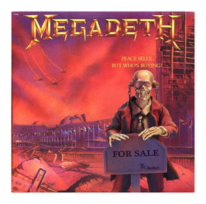 MEGADETH PEACE SELLS BUT WHO'S BUYING RETRO ACTION FIGURE