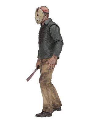 Friday the 13th: The Final Chapter Jason Voorhees 1/4 Scale Action Figure
