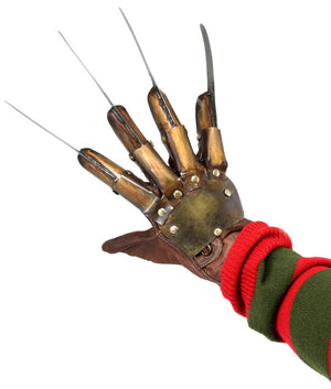 NIGHTMARE ON ELM STREET 3 DREAM WARRIORS 1/1 REPLICA FREDDY'S GLOVE