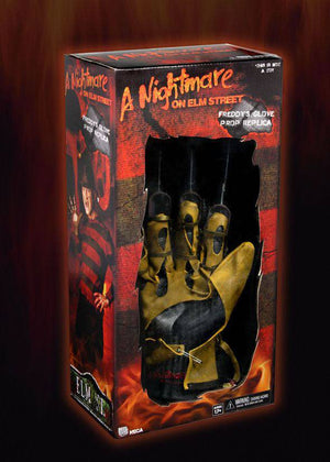 NIGHTMARE ON ELM STREET 1984 1/1 REPLICA FREDDYS GLOVE