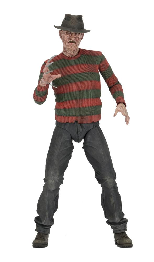 Nightmare On Elm Street 2 Ultimate Freddy Action Figure