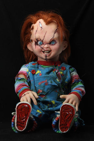"BRIDE OF CHUCKY LIFE SIZE REPLICA CHUCKY DOLL ""PRE ORDER MAY 2020 APPROX"""