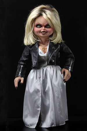 "BRIDE OF CHUCKY LIFE SIZE PROP REPLICA TIFFANY DOLL ""PRE ORDER Q4 2020 APPROX"""