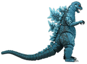 "NECA GODZILLA 1988 VIDEO GAME APPERANCE GODZILLA 12"" HEAD TO TAIL ACTION FIGURE"