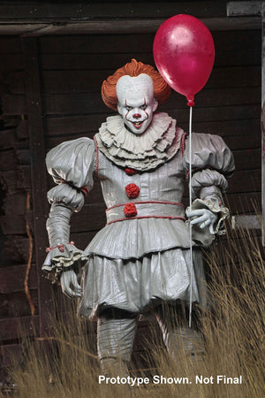 IT 2017 MOVIE ULTIMATE PENNYWISE ACTION FIGURE