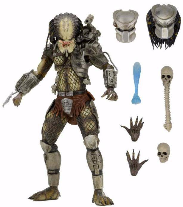 Predator Ultimate Jungle Hunter 18 cm Action figure