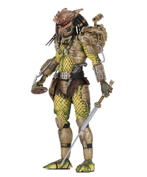 Predator Action Figure Ultimate Elder: The Golden Angel 21 cm