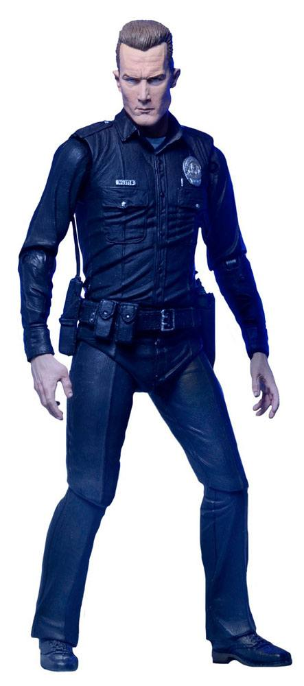 Terminator 2 Ultimate T-1000 Action Figure