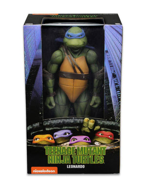 TEENAGE MUTANT NINJA TURTLES 1/4 SCALE LEONARDO ACTION FIGURE