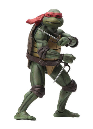 "TEENAGE MUTANT NINJA TURTLES 1990 MOVIE RAPHAEL ACTION FIGURE ""PRE ORDER JUNE 2020 APPROX"""
