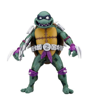 "TEENAGE MUTANT NINJA TURTLES: TURTLES IN TIME WAVE 1 SLASH ACTION FIGURE ""PRE ORDER MAR 2020"""