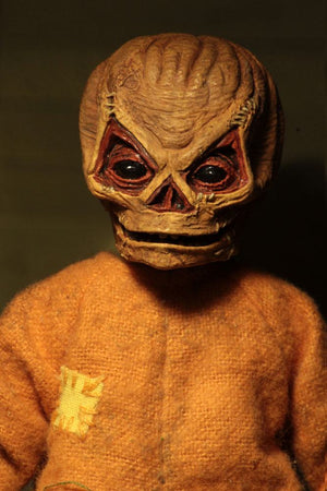 "TRICK 'R TREAT 8"" SCALE SAM RETRO ACTION FIGURE"