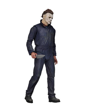 Halloween (2018) Ultimate Action Figure Michael Myers 18 cm