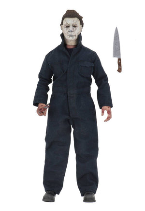 "HALLOWEEN 2018 MICHAEL MYERS CLOTHED RETRO ACTION FIGURE ""PRE ORDER DEC 2019"""
