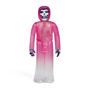 REACTION MISFITS THE FIEND WALK AMONG US PINK ACTION FIGURE