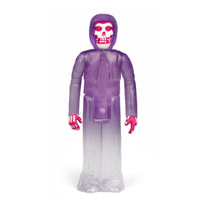 REACTION MISFITS THE FIEND WALK AMONG US PURPLE ACTION FIGURE