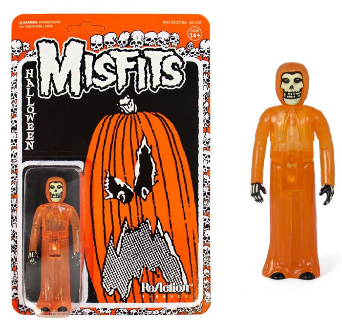 MISFITS FIEND HALLOWEEN REACTION ACTION FIGURE
