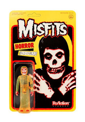 "MISFITS FIEND HORROR BUSINESS 3.75"" REACTION ACTION FIGURE"