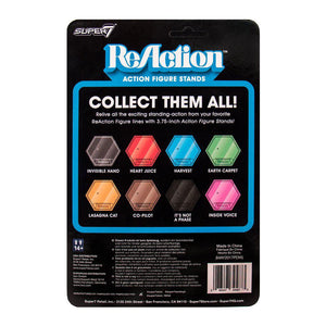 ReAction Action Figure Stands 10 pack