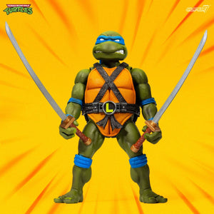 "TEENAGE MUTANT NINJA TURTLES LEONARDO 7"" ULTIMATES ACTION FIGURE ""PRE-ORDER Q1 2021 APPROX"""