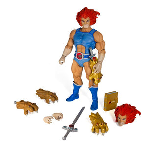 "THUNDERCATS ULTIMATES LION-O WAVE 1 REISSUE 18CM ACTION FIGURE ""PRE-ORDER NOV 2021 APPROX"""