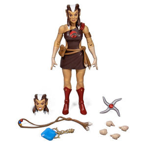 "THUNDERCATS ULTIMATES WAVE 2 PUMRYA 18CM ACTION FIGURE ""PRE-ORDER DEC/JAN APPROX"""