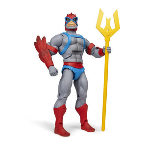 MASTERS OF THE UNIVERSE CLUB GRAYSKULL WAVE 4 STRATOS ACTION FIGURE