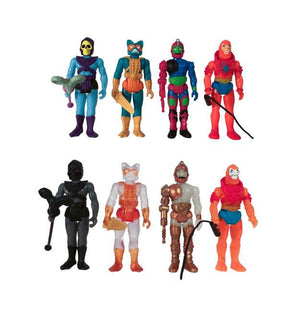 REACTION MASTERS OF THE UNIVERSE SNAKE MOUNTAIN BLIND BOXED ACTION FIGURE