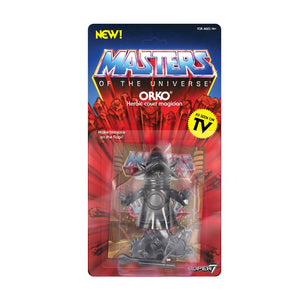 MASTERS OF THE UNIVERSE VINTAGE COLLECTION WAVE 4 SHADOW ORKO ACTION FIGURE