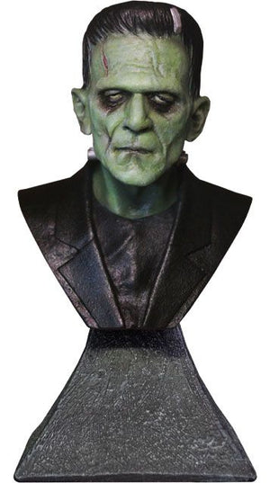 UNIVERSAL MONSTERS FRANKENSTEIN 15CM MINI BUST
