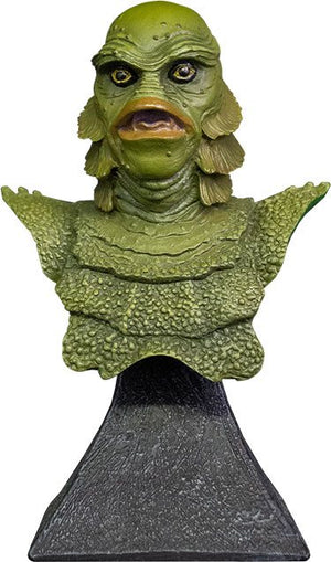 UNIVERSAL MONSTERS CREATURE FROM THE BLACK LAGOON 15CM MINI BUST