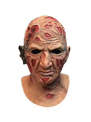 A NIGHTMARE ON ELM STREET DELUXE FREDDY MASK