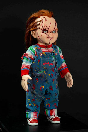 SEED OF CHUCKY PROP REPLICA CHUCKY DOLL TRICK OR TREAT STUDIOS