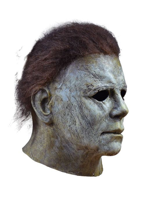 Michael Myers Mask Halloween 1.Halloween 2018 Latex Mask Michael Myers Back Order Nov Dec 2020