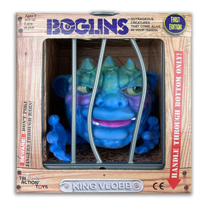 "BOGLINS KING VLOBB HAND PUPPET ""PRE-ORDER MAY 2021 APPROX"""