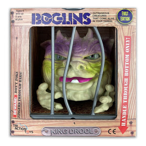 "BOGLINS KING DROOL HAND PUPPET ""PRE-ORDER MAY 2021 APPROX"""
