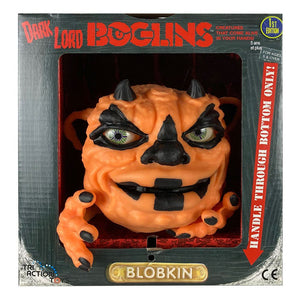 "BOGLINS DARK LORD BLOBKIN (GLOW IN THE DARK) ""PRE-ORDER SEP 2021 APPROX"""