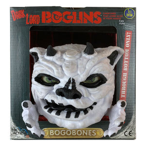 "BOGLINS DARK LORD BOGOBONES (GLOW IN THE DARK) ""PRE-ORDER SEP 2021 APPROX"""