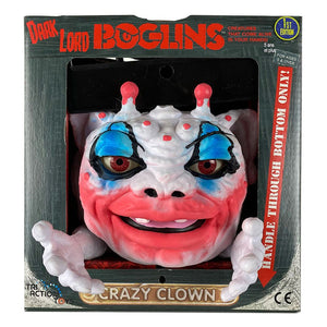 "BOGLINS DARK LORD CRAZY CLOWN (GLOW IN THE DARK) ""PRE-ORDER SEP 2021 APPROX"""