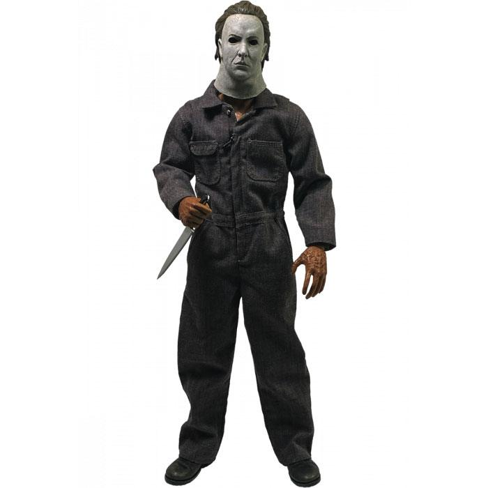 "HALLOWEEN 5: THE REVENGE OF MICHAEL MYERS 1:6 SCALE MICHAEL MYERS ACTION FIGURE ""PRE-ORDER Q2 2021 APPROX"""