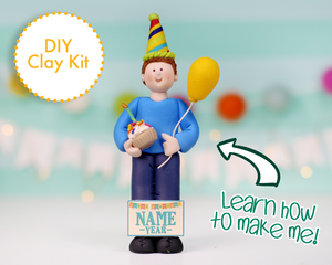 Birthday Ornament/Figurine