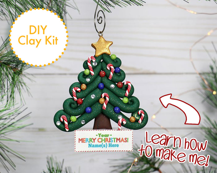DIY Christmas Tree ornament 2017